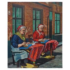 The Embroiderers