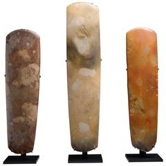 Neolithic Scandinavian Stone Age Ceremonial Axes, 3000 BC