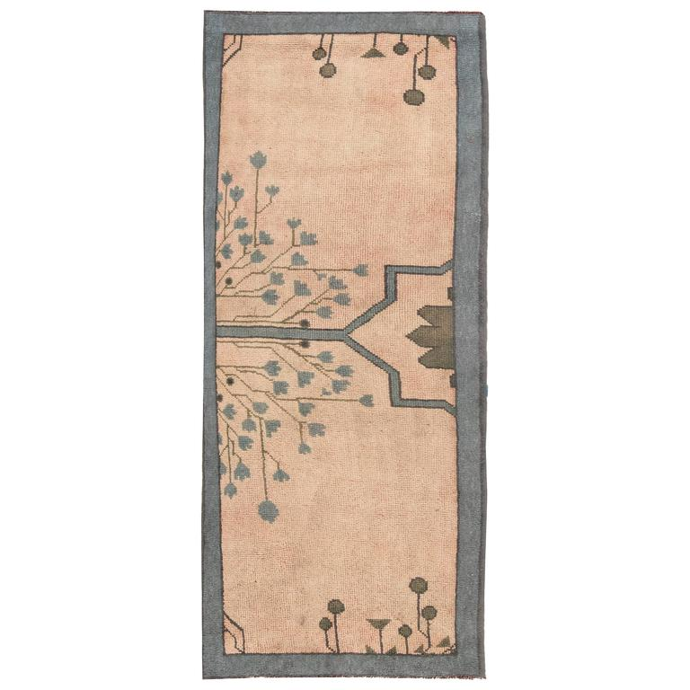 Antique Arts And Crafts Rugs: Vintage Arts And Crafts Fragment By Gavin Morton For Sale