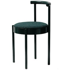 Soft Forest Green Chair by Daniel Emma, Made in Australia