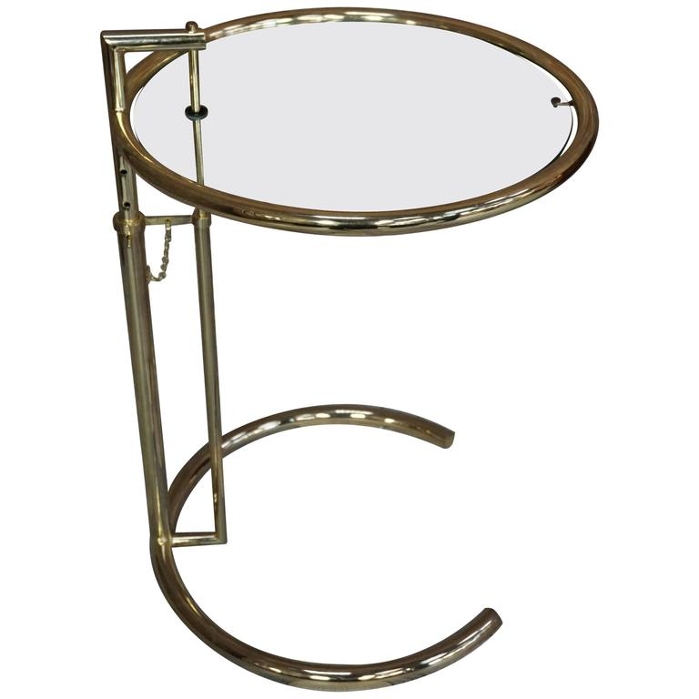 Table E1027 Eileen Gray For Sale At 1stdibs