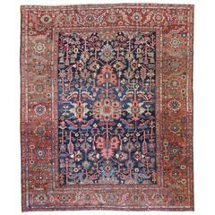 Persian Heriz Carpet