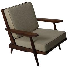 Walnut Armchair by George Nakashima