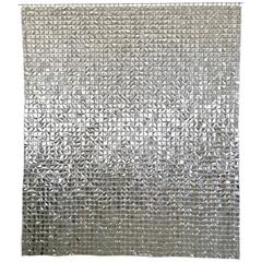 Original Silver Paco Rabanne Space Curtain