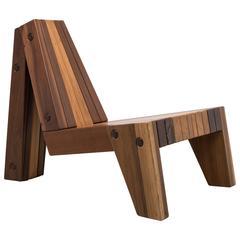 Enrico Chair by Zanini De Zanine