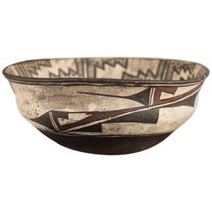 Zuni Native American Pueblo New Mexico Polychrome Ceramic Pottery
