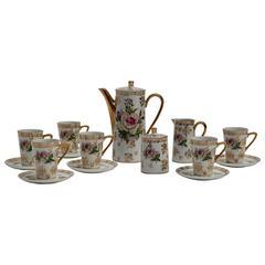 Porcelain Tea and Coffee Service, circa 1950