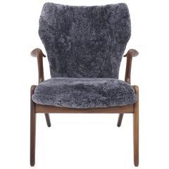 Kurt Ostervig Easy Chair in Teak