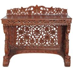 Anglo-Indian Sideboard