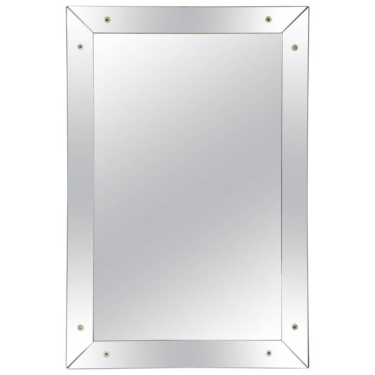 Mid-20th Century Venetian Mirror