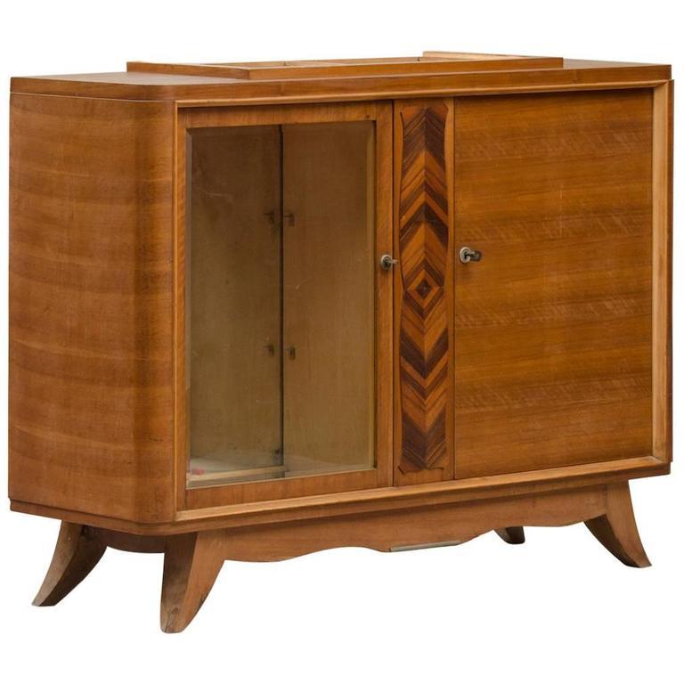 Art Deco Small Sideboard