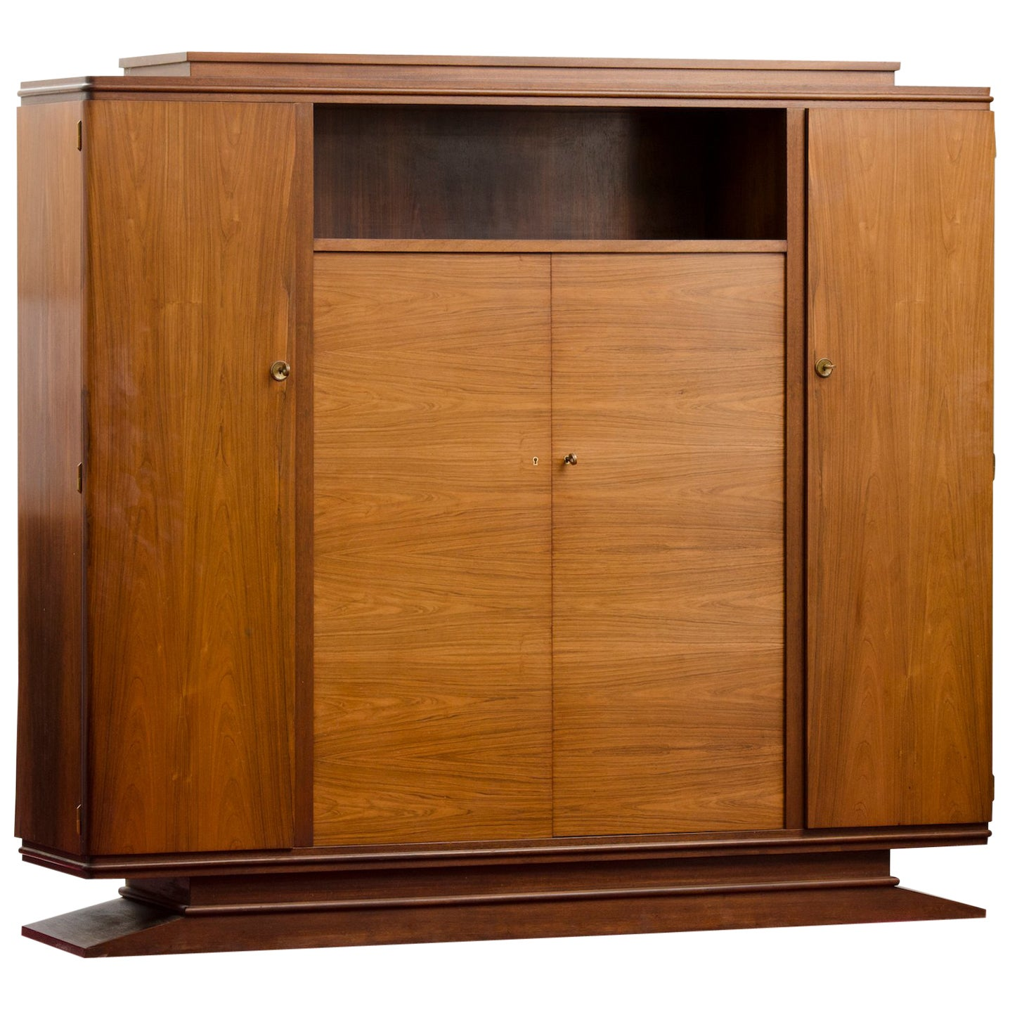 French Art Deco Cabinet or Bookcase