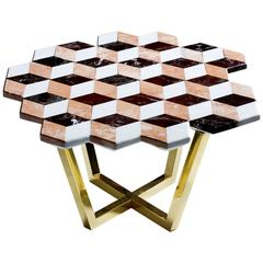 Diplopia Coffee Table by Merve Kahraman