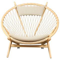 20th Century Circle Chair by Hans J. Wegner for PP Möbler
