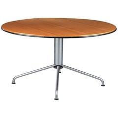 Vico Magistretti Cherrywood Table by Fritz Hansen, Denmark