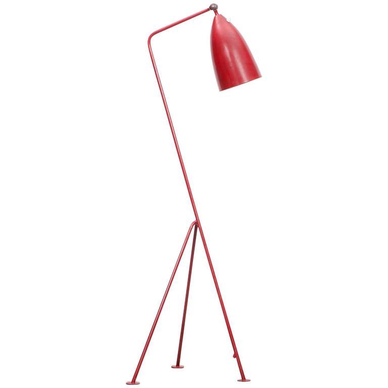 Greta Magnusson Grossman Floor Lamp 'a'