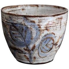 Ceramic Planter or Cachepot by Albert Thiry, circa 1960s
