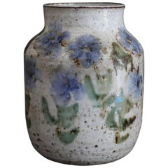 Ceramic Vase by Albert Thiry, circa 1960s