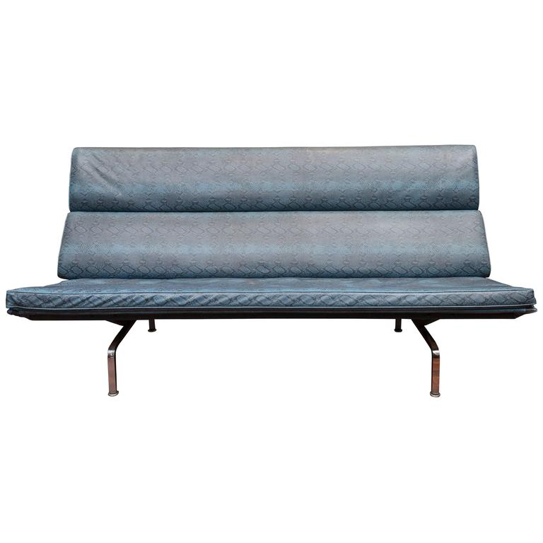 Eames Compact Sofa for Herman Miller
