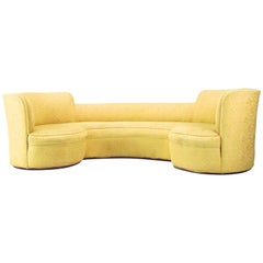 Early Oasis Sofa by Edward Wormley
