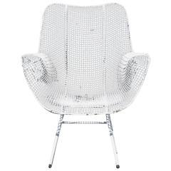 Woodard Sculptura Rocking Chair