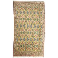Old Cuenca Carpet from Spain
