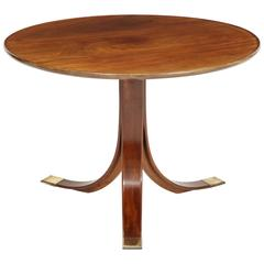 Frits Henningsen Side Table, circa 1940s