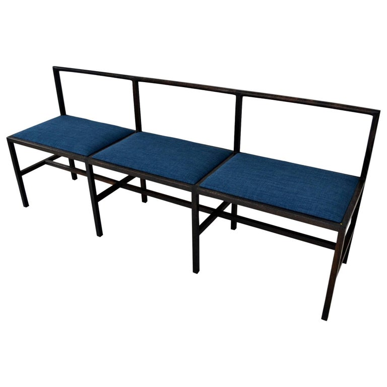 Westmoreland Bench, Upholstered Bench, Contemporary Modern