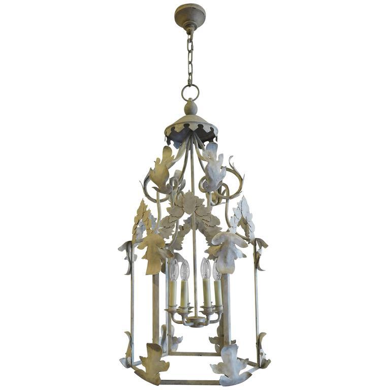 French Style Lantern Chandelier