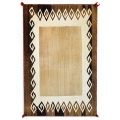 Beautiful Mid-20th Century Navajo Rug