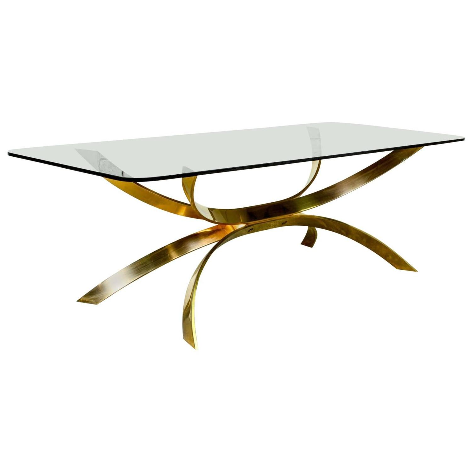 Gold Coffee and Cocktail Tables 135 For Sale at 1stdibs