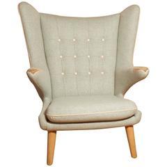 Hans J. Wegner AP19 Papa Bear Chair