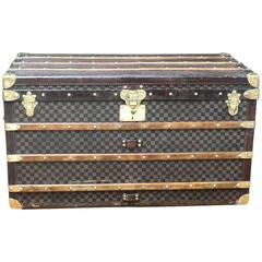 1910s Louis Vuitton Steamer Trunk, First Series