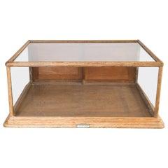 C.J. Raymond Display Cabinet