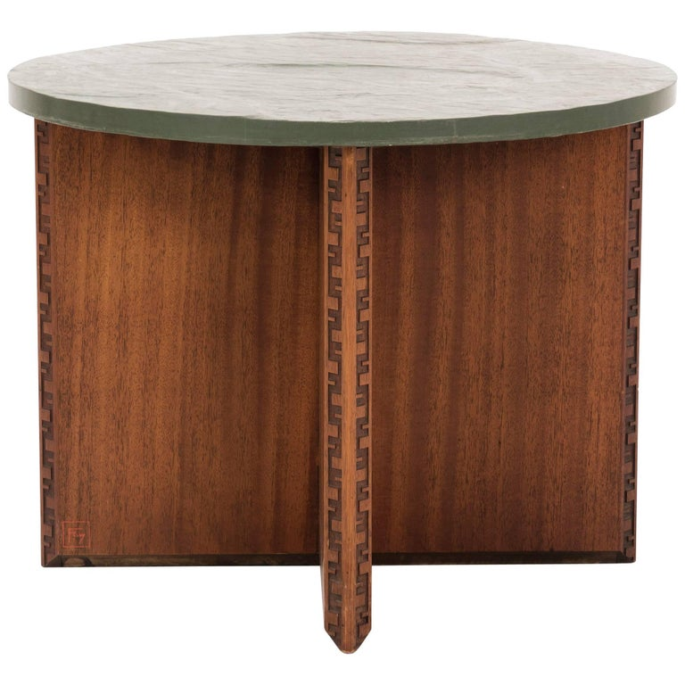 Frank Lloyd Wright Side Table 1