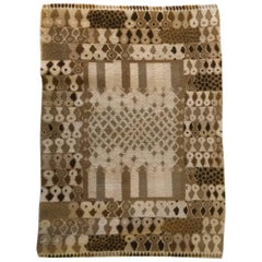 Rare Jacques Borker Rug
