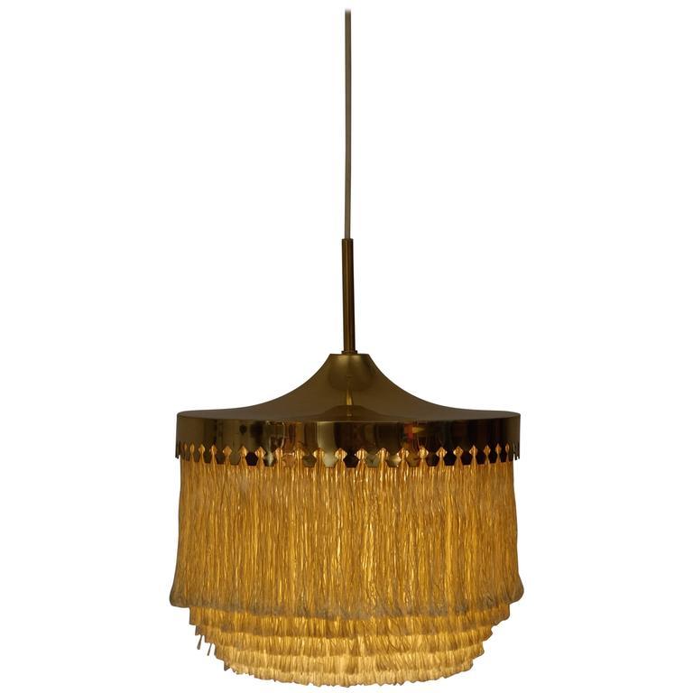 Hans-Agne Jakobsson Ceiling Lamp Model T601/M, 1960s For Sale