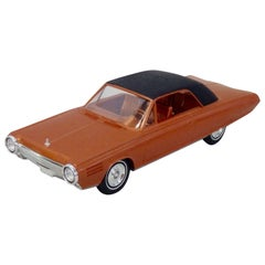 1963 Chrysler Concept Turbine Car Promotional Model with Box