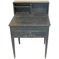 Painted Lift Top Desk