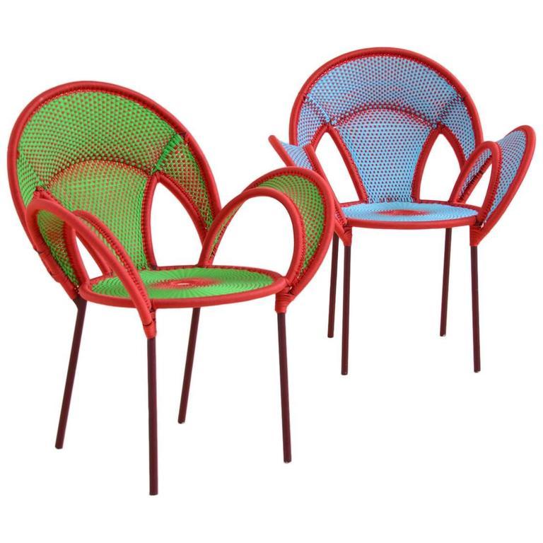 Moroso Banjooli Armchair for Indoor and Outdoor
