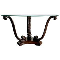 Stunning Three Plume Grosfeld House Coffee / Side Table
