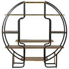 back ideas circular bookshelf circle chair space open bookcases room divider dividers bookcase bookshelves