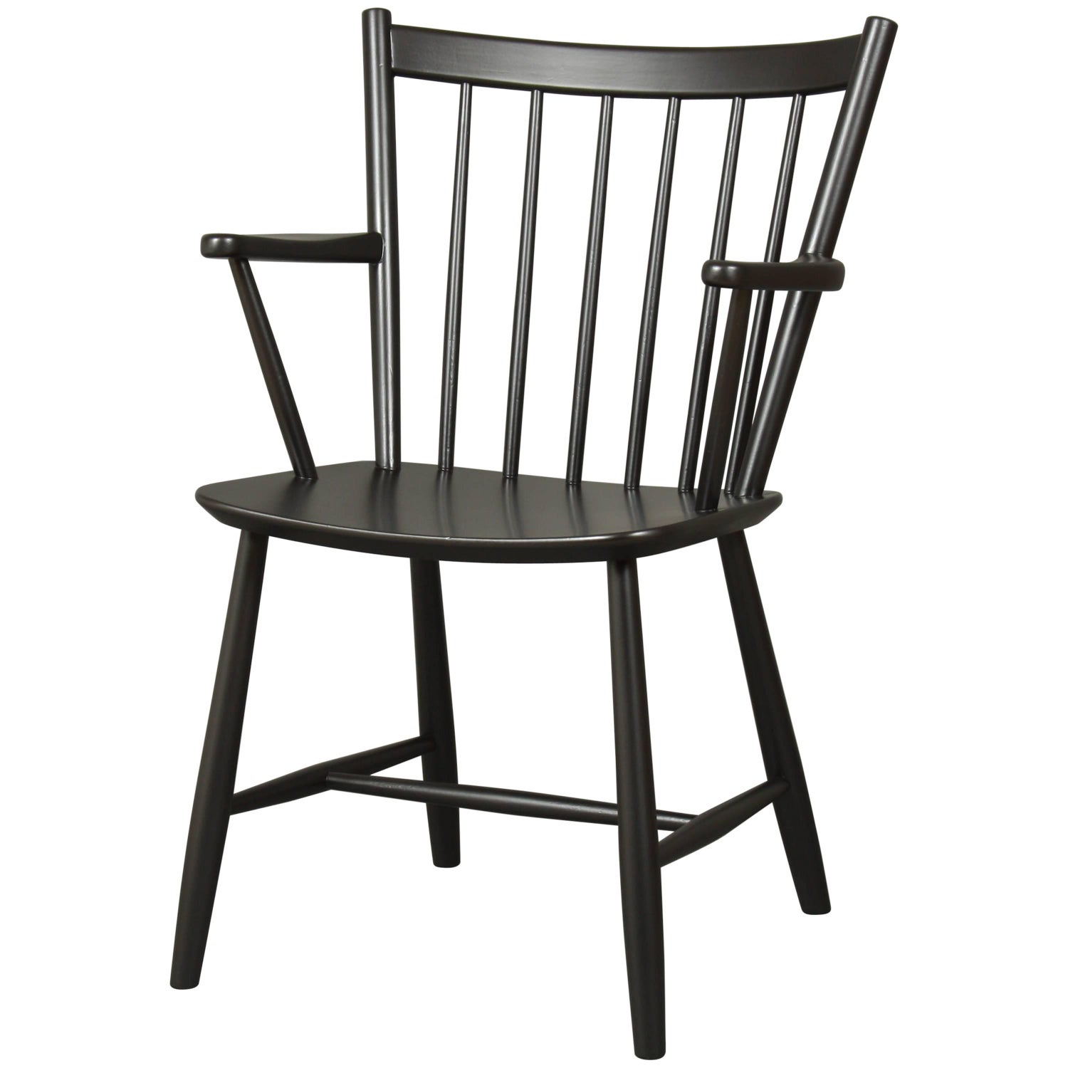 B¸rge Mogensen Dining Chair Model J42 For Sale at 1stdibs