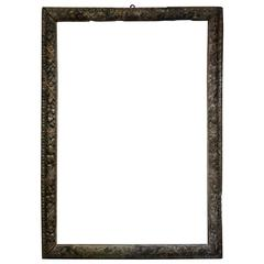 Very Large Carved Frame, Italy, circa 1800s