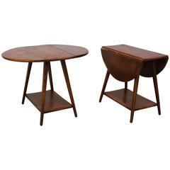 Pair Of Cushman End Tables