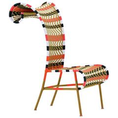 Moroso Sunny Chair for Indoor and Outdoor