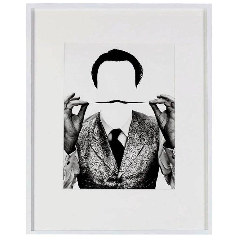 Dali Photograph by Philippe Halsman