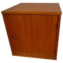 Teak Storage Box Made in Sweden