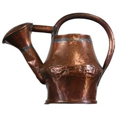 Early 19th Century, French Copper Watering Can