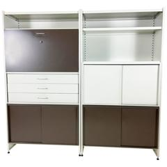 Cordemeijer & Holleman Gispen 5600 Modular Cabinets, 1960